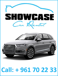 Showcase car rental