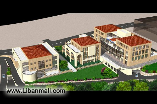 commercial property, BEPCO, Architecture & Construction in Lebanon