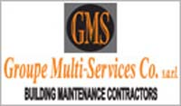 Groupe Multi Services Co. sarl. logo