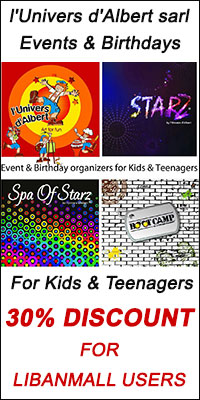 30% Discount on your next birthday party