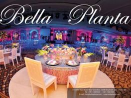 Bella planta wedding organizers