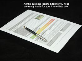 597 Business Letters Templates