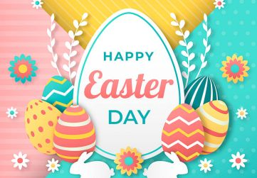 Free-Happy-Easter-Card-Green-Pink-Yellow-1