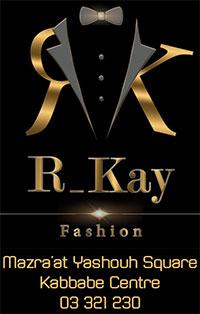 R Kay Fashion in Lebanon